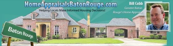 Bill Cobb Greater Baton Rouge Home Appraiser